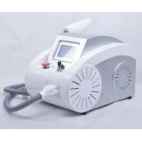 Buy cheap Porable Plastic Digital Tattoo Removal Machine 1064nm , 532nm from wholesalers