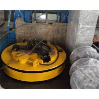 Buy cheap 1100-1350 Kg Capacity Electro Lifting Magnets , Grade A Steel Plate Lifting Magnets from wholesalers