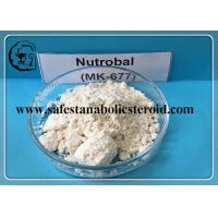 Buy cheap Raw Bodybuilding Sarms Powders MK-677 Ibutamoren For Increased Muscle Gains from wholesalers