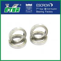 Buy cheap Professional Miniature Deep Groove Ball Bearings For Home Appliance Low Noice from wholesalers