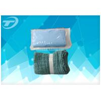 Buy cheap Sterile Gauze Lap Laparotomy Pad Sponge with X-ray detectable blue loop from wholesalers