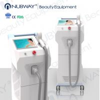 Buy cheap 810 nm diode laser hair removal medical laser equipment to remove unwanted hair from wholesalers