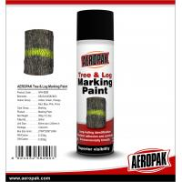 Buy cheap 400ml Spray Paint  free sample MSDS Environmentally friendly Tree Marking spray paint from wholesalers