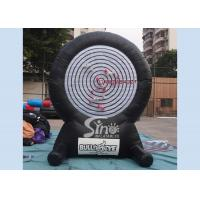 Buy cheap Custom design indoor sticky inflatable dart game for kids N adults from wholesalers