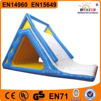Buy cheap EN14960 funny commercial PVC inflatable water toys for kids from wholesalers