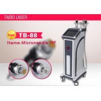 Buy cheap Monopolar RF Skin Tightening Fractional RF Microneedle Machine 2MHZ for Whitening from wholesalers