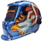 Buy cheap Adjustment Solar Lightweight Auto Darkening Welding Helmet / Mask from wholesalers
