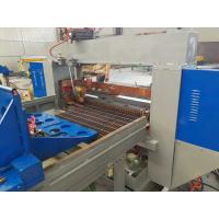 Buy cheap PLC Control Steel Grating Welding Machine / Production Line For Width 1200mm from wholesalers