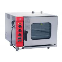 Buy cheap Indoor Commercial Baking Ovens , Electric Commercial Combi Oven With Boiler from wholesalers