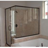 Buy cheap 8mm temper toughened glass shower enclosure,appollo shower cabin,aluminum frame shower stall door from wholesalers