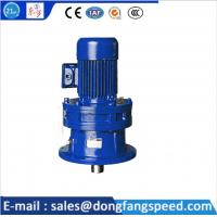 Buy cheap BX series vertical inline cycloid gear reducer ISO9001 Certification from wholesalers