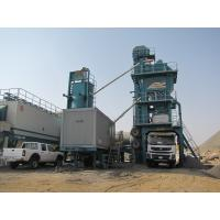 Buy cheap 800mm Conveying Belt Width Mobile Asphalt Mixing Plant With High Pressure Atomizing Burner from wholesalers