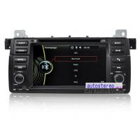 Buy cheap BMW Sat Nav DVD 7 Inch Autoradio Stereo GPS Navigation Headunit for BMW E46 M3 Sat Nav WinCE 6.0 Bluetooth A2DP from wholesalers