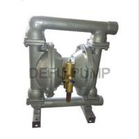 Buy cheap QBY air operated double diaphragm pump /anti resistant reciprocating pump from wholesalers