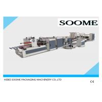 Buy cheap High Speed Automatic Box Stitching Machine Electric For Corrugated Paper Box from wholesalers