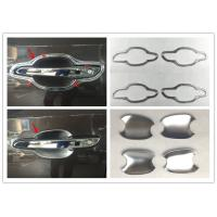 Buy cheap IX35 Side Door Handle Chromed Garnish for Hyundai New Tucson 2015 Auto Accessories from wholesalers