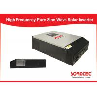 Buy cheap Single Phase Output Up To 24kw Grid Tie Power Inverter Pure Lcd Display Loads from wholesalers