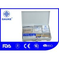 Buy cheap With Wall Mounted Burns First Aid Kit For Home / Office / Workplace / Industry from wholesalers