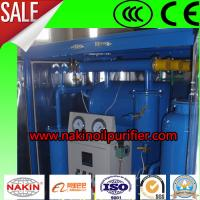 Buy cheap High Quality Vacuum Transformer Oil Purification Machine from wholesalers