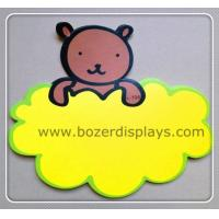Buy cheap Supermarket Promotional Advertising Card from wholesalers