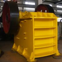 Buy cheap China famous brand big jaw crusher from wholesalers