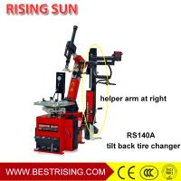China Tilt back tire changer used auto maintenance equipment for workshop on sale