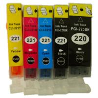 Buy cheap Compatible Inkjet Cartridge for Canon PGI-220/CLI-221 from wholesalers