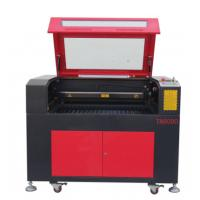 Buy cheap High Cutting Effect CO2 Laser Engraving Cutting Machine Stepper Driving System Reducing Waste from wholesalers