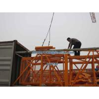 Buy cheap TC5013 Topkit Tower Crane Fixed with Hammer Head Type 5t Load Parameter from wholesalers
