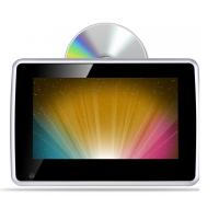 Buy cheap Portable Headrest Dvd Player Car Cd Dvd Player 10.1 Inch Wth Remote Control from wholesalers