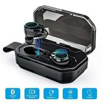 Buy cheap Active Noise Cancelling In Ear Bluetooth With 3000mAH Charging Case Built In Mic Deep HiFi from wholesalers