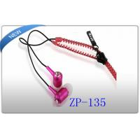 Buy cheap Cool Zipper Earphones for Apple Samsung HTC Smartphone iPod MP3 product