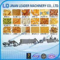 Buy cheap Core filling snack processing machine Magic Pop Jam Puffed Corn Flour Snack from Wholesalers