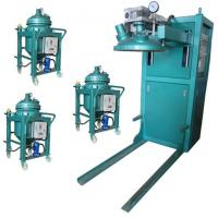 Buy cheap vacuum pressure gelation equipment  moulds and clamping machines mixing propeller mixing plant product