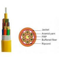 Buy cheap Indoor Optical Fiber Cable Breakout Fiber Cable(2)Excellent corrosion resistant, waterproof, flame retardant properti from wholesalers