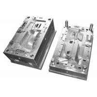 Buy cheap 100 Shots Plastic Injection Mold Making Service S136 Steel Durable from wholesalers