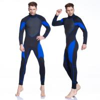 Buy cheap China manufacturer surf wetsuit Custom rubber neoprene latex scuba diving suit from wholesalers