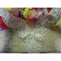 Buy cheap charming water  soluble collar with embroidery  pattern   (HF-C1021N#) from wholesalers