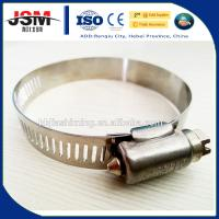 Buy cheap Stainless steel SS hose clamp from wholesalers