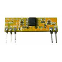 Buy cheap 315MHz AM superheterodyne receiver module from wholesalers