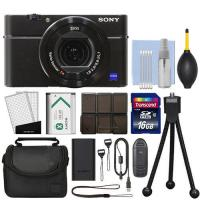 Buy cheap Cheap Sony Cyber-shot DSC-RX100 VA M5A 20.1MP Digital Camera 4K Video Black from wholesalers