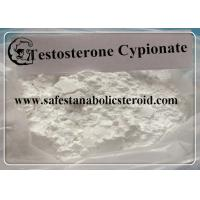 Buy cheap Natural Anabolic Raw Testosterone Steroid Powder 58-20-8 Cypionate Steroids Test Cypionate from wholesalers