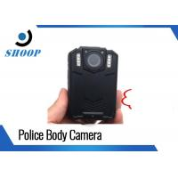 Buy cheap 10 Hours Recording Waterproof Body Worn CCTV Cameras High Definition from wholesalers