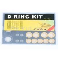 Buy cheap 4C4784 D Ring O Ring Box Caterpillar Excavator D Ring Kit from wholesalers