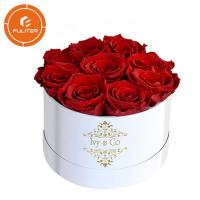 Buy cheap Beautiful Printed Packaging Boxes Hot Stamping For Flower / Jewelry / Perfume from wholesalers