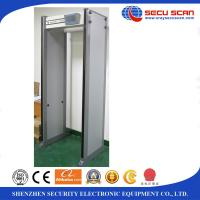 Buy cheap 33 Zones Walk Through Metal Detector from wholesalers