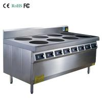 Buy cheap Range cooker with induction hob induction range cooker from wholesalers
