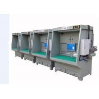 Buy cheap Grinding Downdraft Table Blast Room Dust Collector / Polishing Fume Extraction Unit from wholesalers