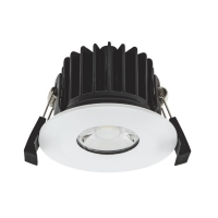 Buy cheap 8W 10W Dimmable ip65 shower Fixed Fire Rated LED Downlight from wholesalers