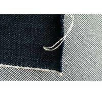 Buy cheap Bags / Garment Heavy Denim Fabric , White Cone Denim For Rough Jeans W89333 from wholesalers